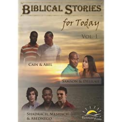 Biblical Stories for Today Vol. 1