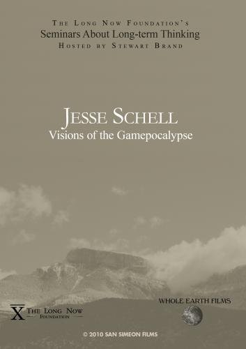 Jesse Schell: Visions of the Gamepocalypse