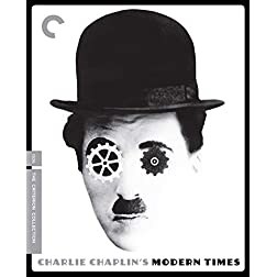 Modern Times: The Criterion Collection [Blu-ray]