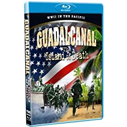 Guadalcanal - The Island of Death! [Blu-ray]