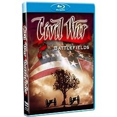 Civil War Battlefields! [Blu-ray]