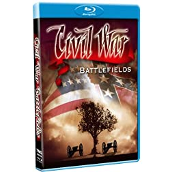 Civil War Battlefields! [Blu-ray]