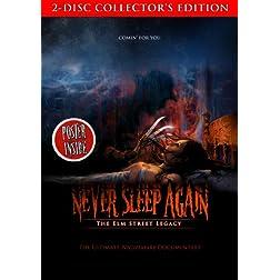 Never Sleep Again: The Elm Street Legacy Collector's Edition