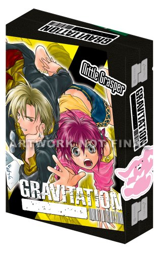 Gravitation Complete Dvd Collection