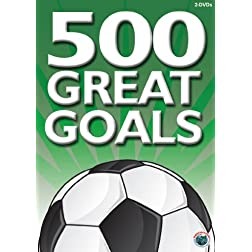 500 Great Goals