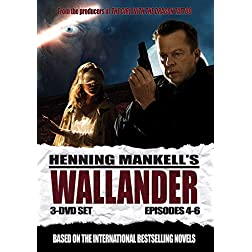 Wallander: Episodes 4-6