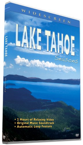 Lake Tahoe Seasons: Scenic Relaxation DVD