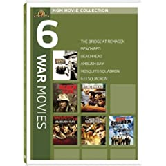 MGM War Movie Collection (Six Films)