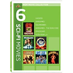 MGM Sci-Fi Movie Collection (Six Films)