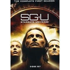 SGU: Stargate Universe - The Complete First Season