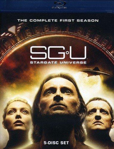 Sgu Stargate Universe: Complete First Season [Blu-ray]