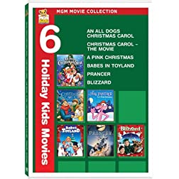 MGM Kids' Holiday Movie Collection (Six Films)