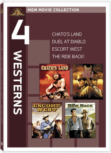 Chato's Land/Duel At Diablo/Escort West/The Ride Back!
