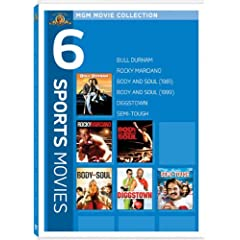 MGM Sports Movie Collection (Six Films)