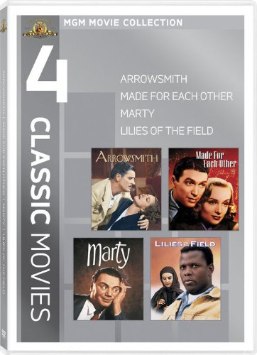 Arrowsmith/Made For Each Other/Marty/Lilies Of The Field