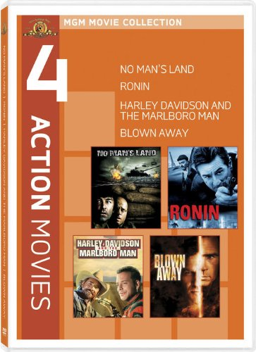 No Man's Land/Ronin/Harley Davidson And the Marlboro Man/Blown Away