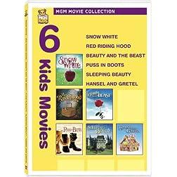 MGM Kids Movies