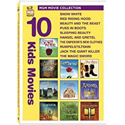 MGM Kids' Movie Collection (10 Films)