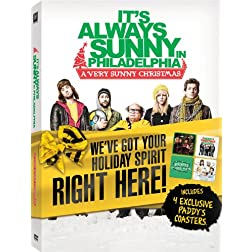It's Always Sunny in Philadelphia: Sunny Christmas Gift set