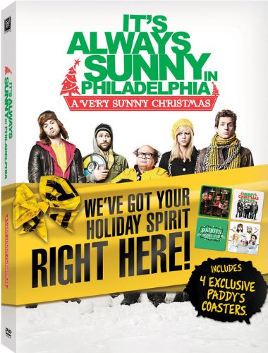 It's Always Sunny in Philadelphia: Sunny Christmas Gift set