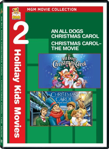 MGM Holiday Movie Collection (An All Dogs Christmas Carol/The Christmas Carol)