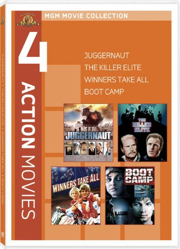 Juggernaut/The Killer Elite/Winners Take All/Boot Camp