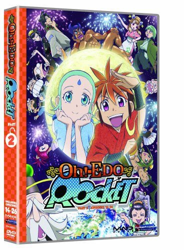 Oh! Edo Rocket: Season One, Part Two