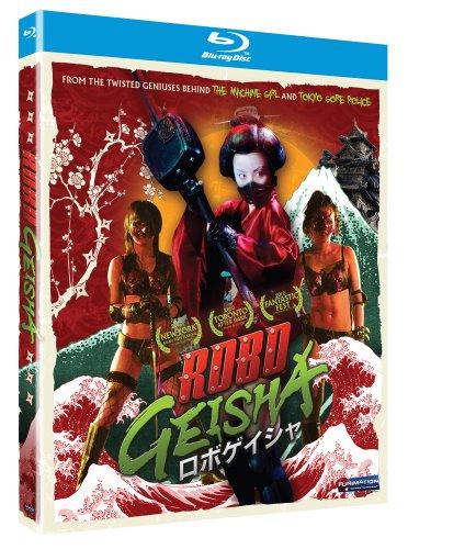RoboGeisha [Blu-ray]