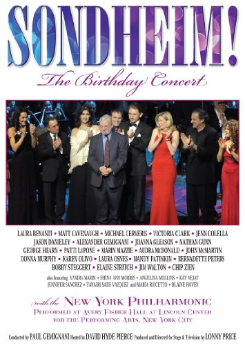 Sondheim: The Birthday Concert