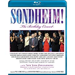 Sondheim! The Birthday Concert [Blu-ray]