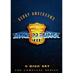 Space Precinct: The Complete Series