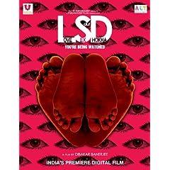Love, Sex Aur Dhoka (LSD) (New Hindi Film / Bollywood Movie / Indian Cinema DVD)