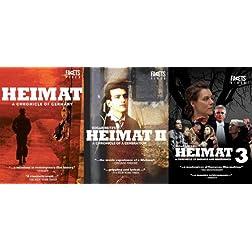Heimat / Heimat 2 / Heimat 3