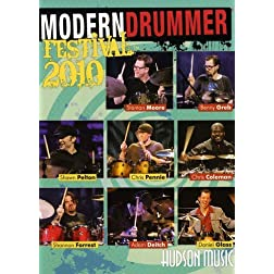 Modern Drummer Festival 2010