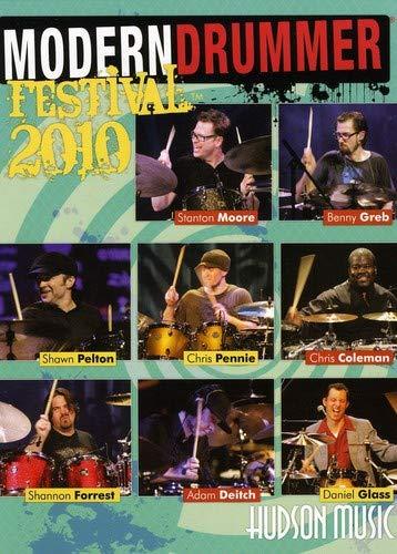 Modern Drummer Festival 2010