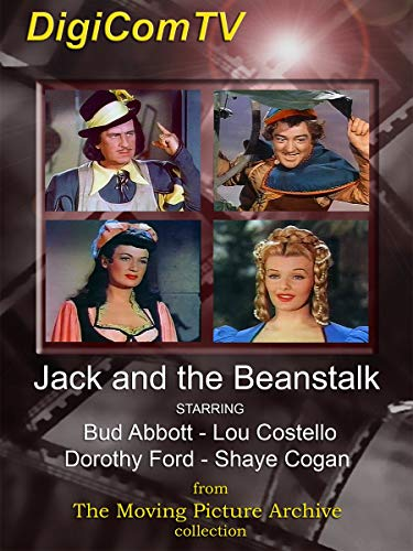Jack and the Beanstalk - 1952 - Color