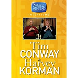 Tim Conway & Harvey Korman Archive of American Television Interview