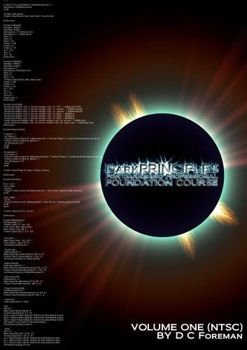 DarkPRINCIPLES for Darkbasic Pro Volume 1 (NTSC)