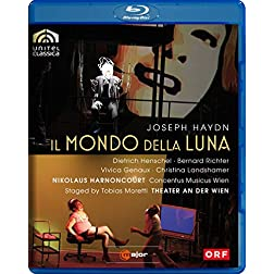 Haydn: Il Mondo della Luna [Blu-ray]