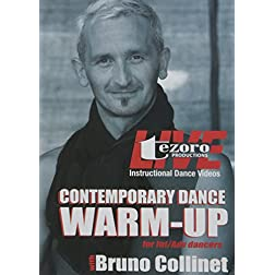 Live at Broadway Dance Center - Contemporary Dance Warm-Up with Bruno Collinet