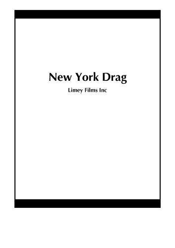 New York Drag