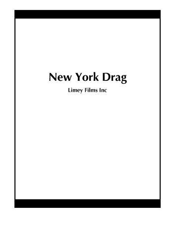 New York Drag