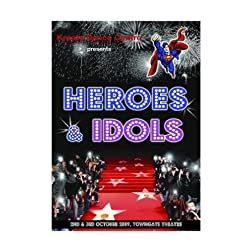 HEROES & IDOLS: LIVE! (2009) Musical Show DVD