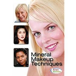 Mineral Makeup Techniques