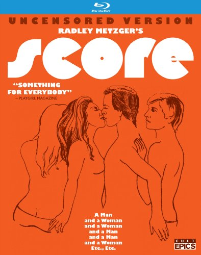Score (Uncensored Version) [Blu-ray]