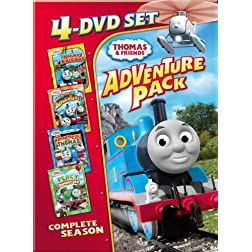 Thomas & Friends: Adventure Pack (4-Disc DVD Set)