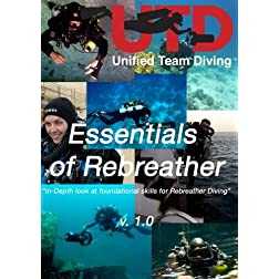 "Unified Team Diving ""Essentials of Rebreather Diving"" DVD"