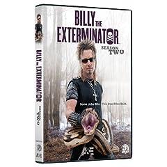 Billy the Exterminator: Season 2