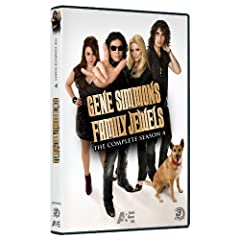 Gene Simmons Family Jewels: Complete Season 4