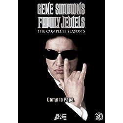 Gene Simmons Family Jewels: Season 5